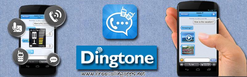 dingtone free calls