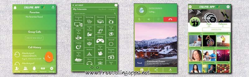 callpal-screenshots