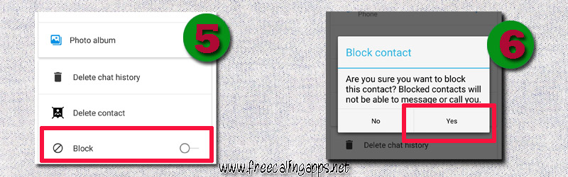 how-to-block-contac-on-imo3
