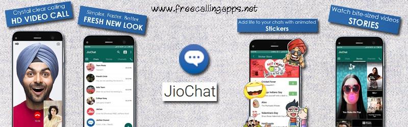 jiochat app